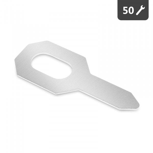 Arandelas para spotter - 50 piezas