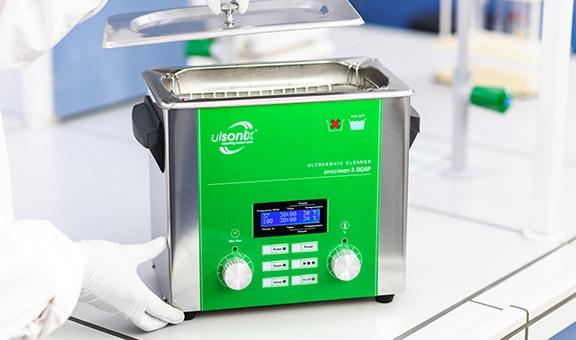 Limpiador por ultrasonidos