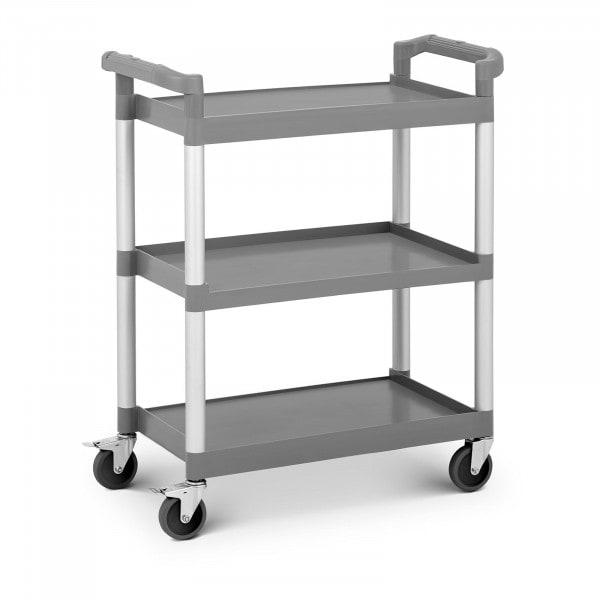 Carro de servicio - 3 estantes - hasta 60 kg