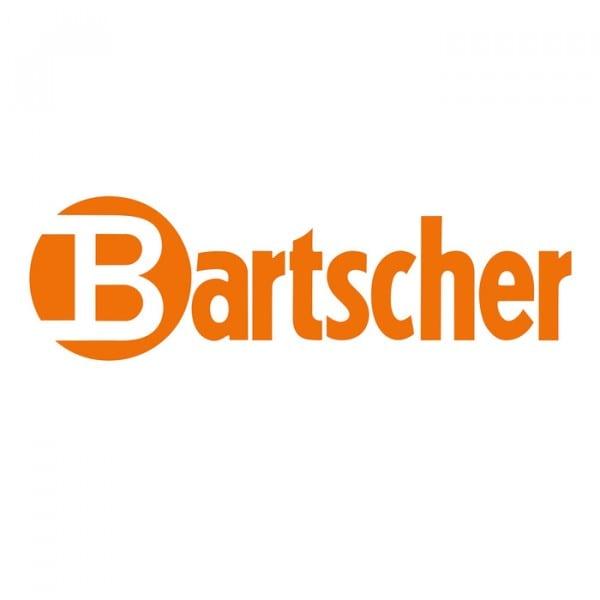1 par de rieles de apoyo Bartscher