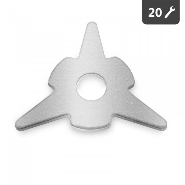 Estrellas para spotter - 20 piezas