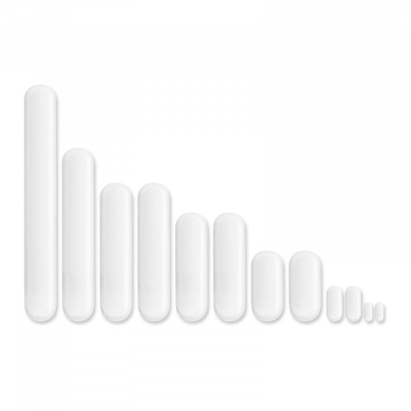 Set de barras magnéticas para agitación - 12 piezas