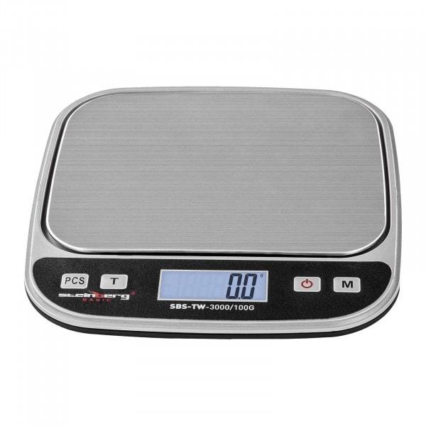 Equipment von Digitale Tischwaage - 3 kg / 0,1 g - 3144 - 1