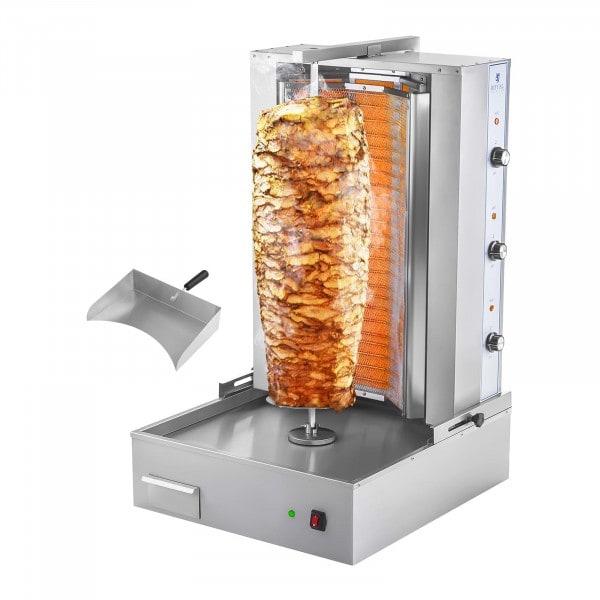 Asador de kebab - 6000 W - 400 V