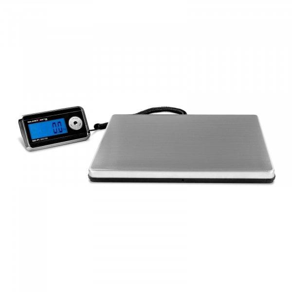 Báscula para paquetería digital - 200 kg / 100 g - Basic - LCD externo