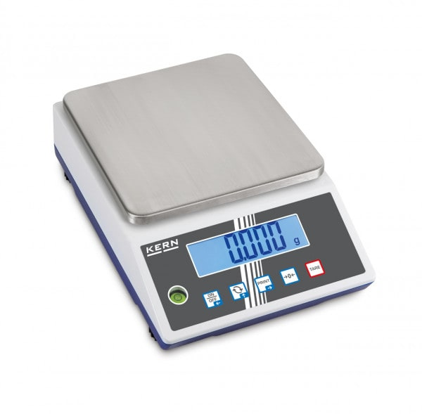 KERN Balanza de precisión PCB - 6000g / 1g