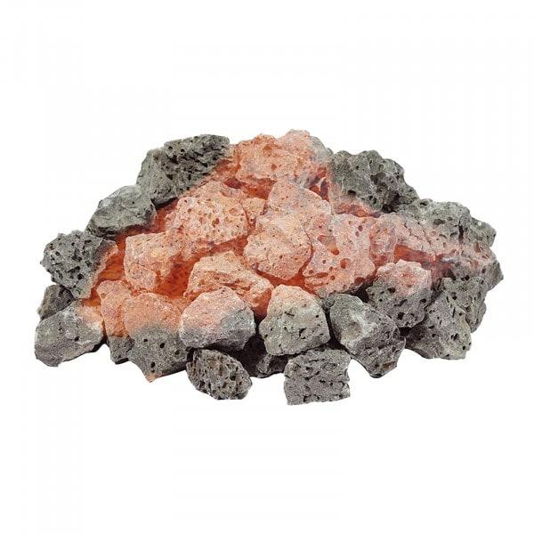 Bartscher piedras volcánicas 7Kg