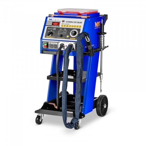 Máquina soldadora spotter - 4000 A