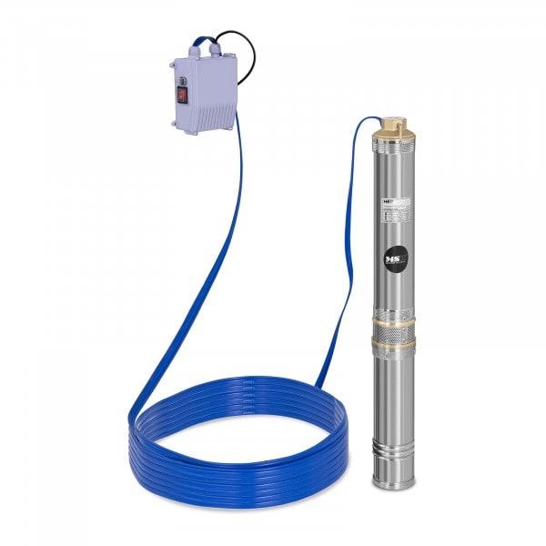 Segunda Mano Bomba de agua sumergible - 6.000 L/h - 550 W - Acero inoxidable
