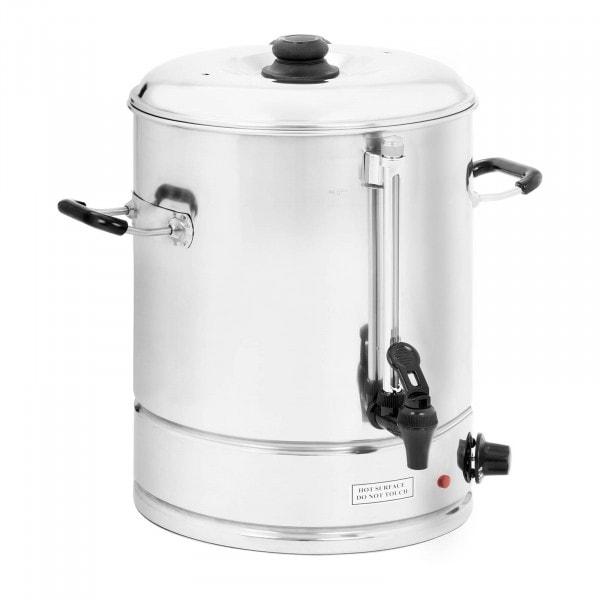Hervidor de agua - 30 litros - 3000 W
