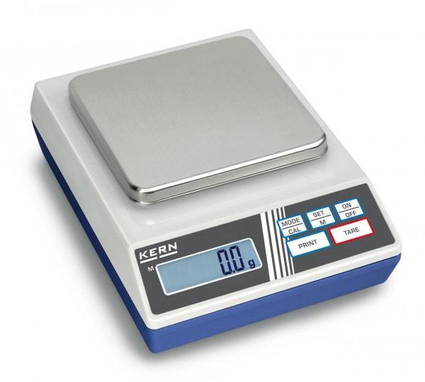 KERN Balanza de precisión - 2.000 g / 0,1 g