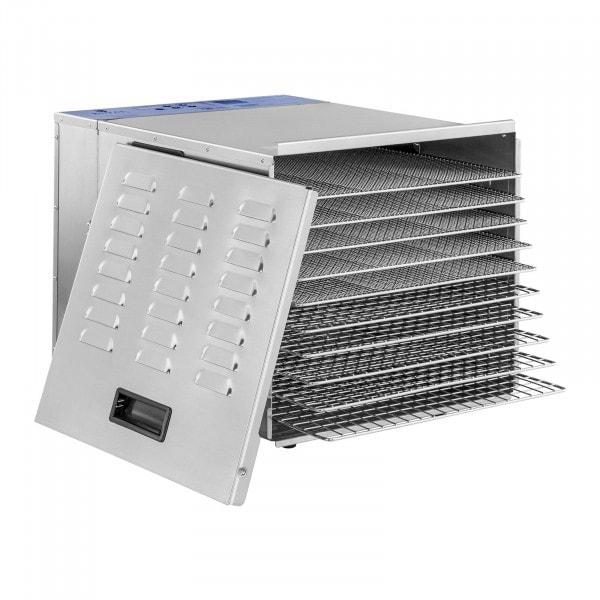 Deshidratador de alimentos - 1.000 W - 10 bandejas