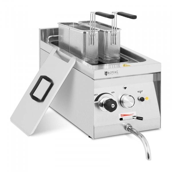 Cuece-pastas - 2 cestas + tapa - 10 L - 3.500 W