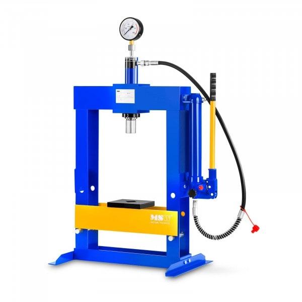 Prensa hidráulica de taller - 10 t de presión