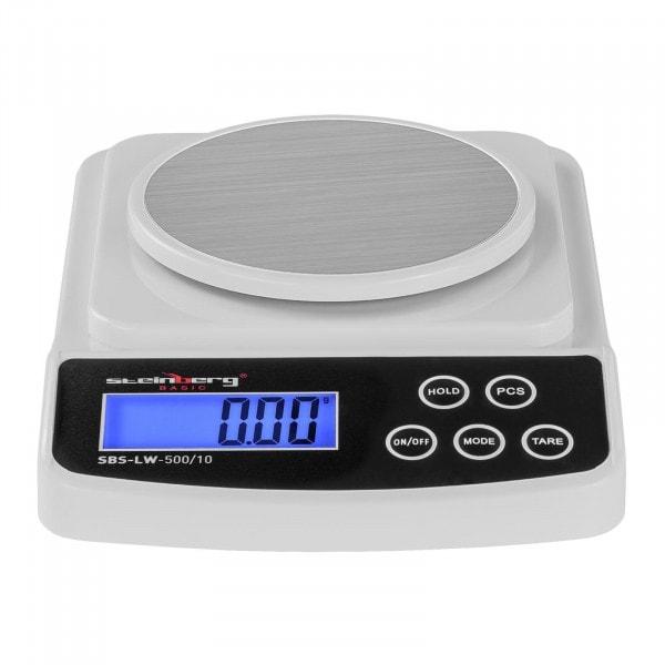 Balanza de precisión digital - 500 g / 0,01 g - Basic