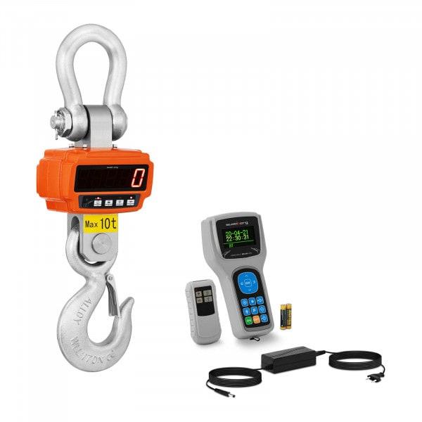 Dinamómetro digital -10t/2kg- Remote Display