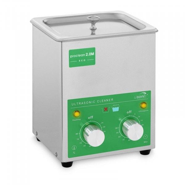 Limpiador ultrasonidos - 2 litros - 60 W - Basic Eco