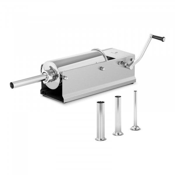 Embutidora - horizontal - 5 L