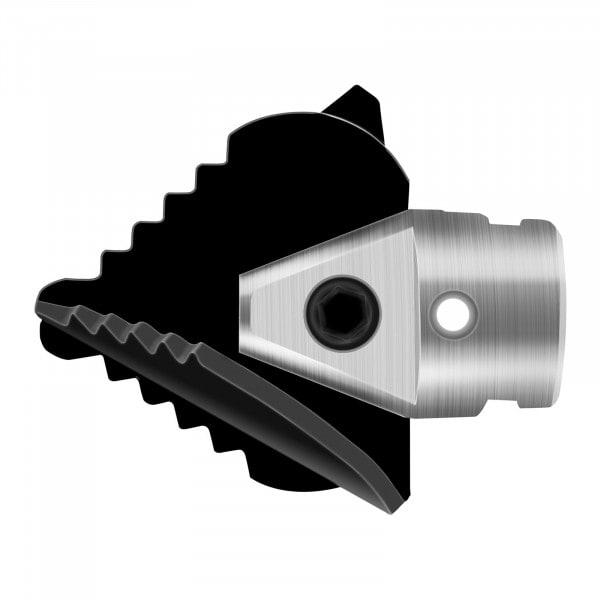 B-WARE Barrena de flecha dentada - 22 mm