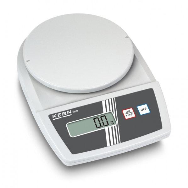 KERN Balanza de precisión - 1.000 g / 0,01 g