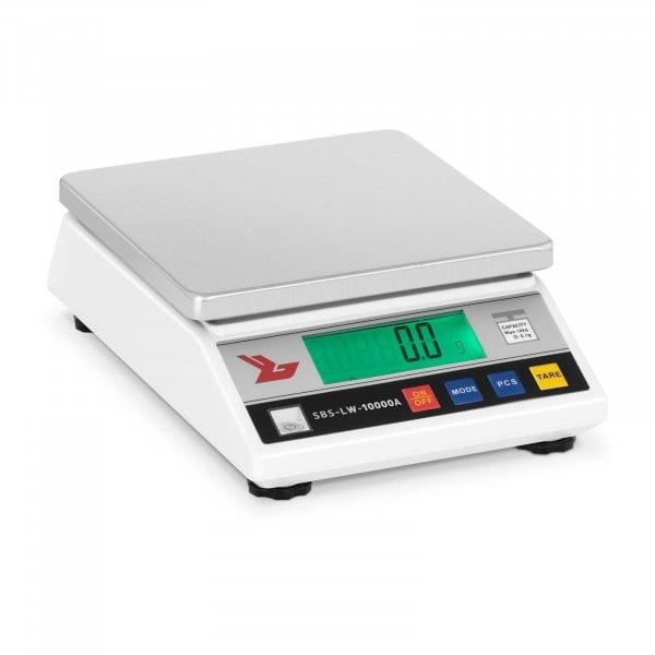 Balanza de precisión - 10.000 g / 0,1 g