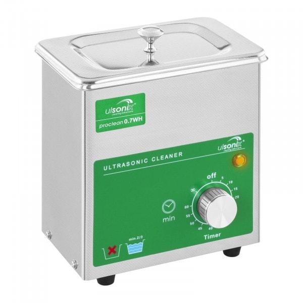 Limpiador ultrasonidos - 0,7 litros - Básico