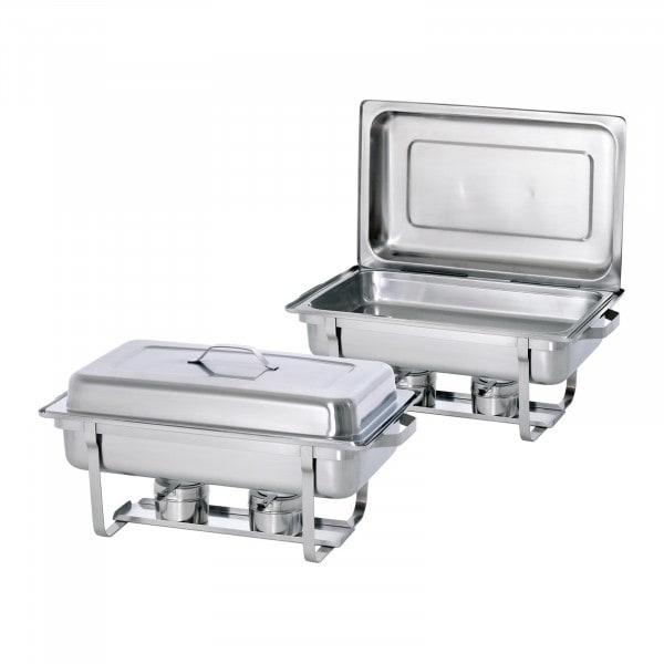Chafing Dish Bartscher 1/1GN, Twin Pack Set