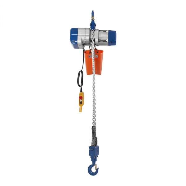 Polipasto de cadena eléctrico - 2.000 kg - 6 m