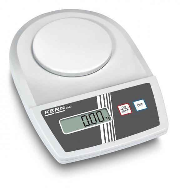 KERN Balanza de precisión EMB - 600g / 0,01g