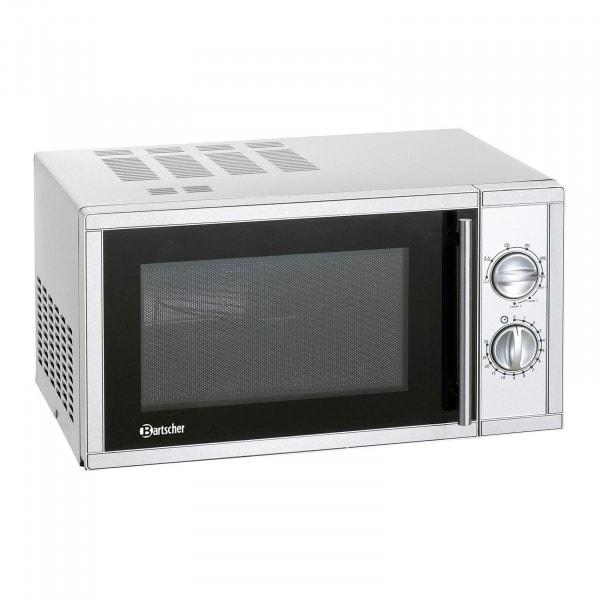 Microondas Bartscher 23L, 900W, grill