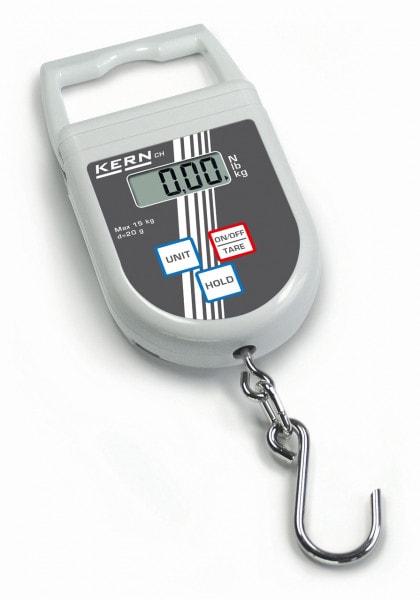 KERN Balanza de colgar CH - 50kg / 50g