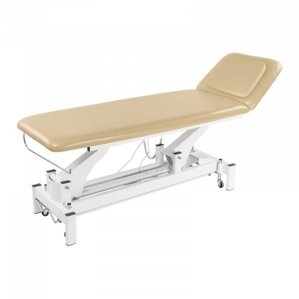 Camilla de masaje RELAXO beige