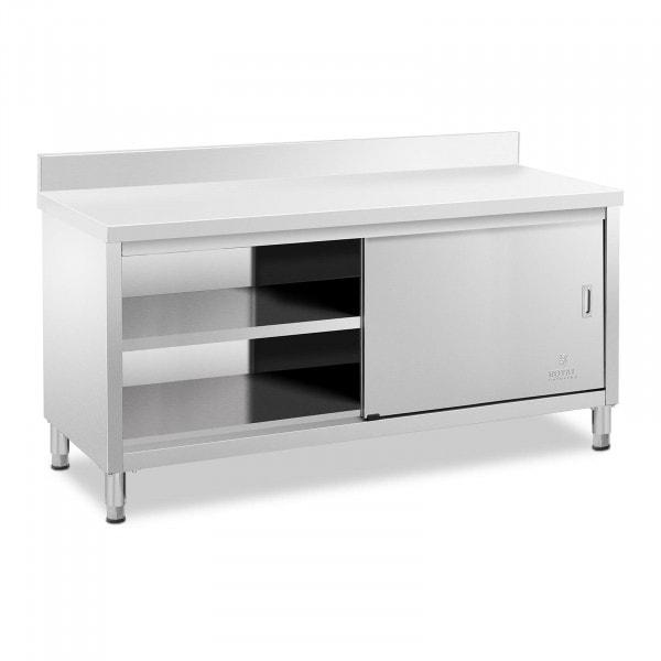 Mueble neutro - antisalpique - 180 x 60 cm - hasta 600 kg