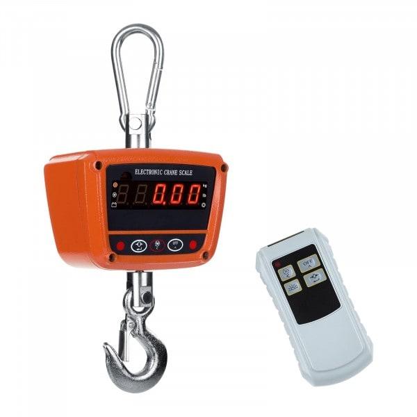 Dinamómetro digital- 300 kg-a prueba de agua