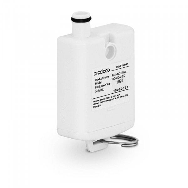 Filtro ACF para dispensador de agua caliente