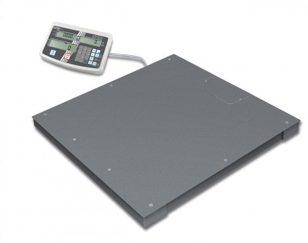 KERN Balanza de suelo BFS-N - 600kg / 200g