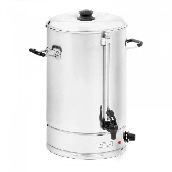Hervidor de agua - 40 litros - 3000 W