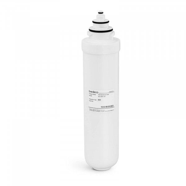 Filtro de agua por osmosis inversa - 0,0001 µm - para dispensador de agua caliente