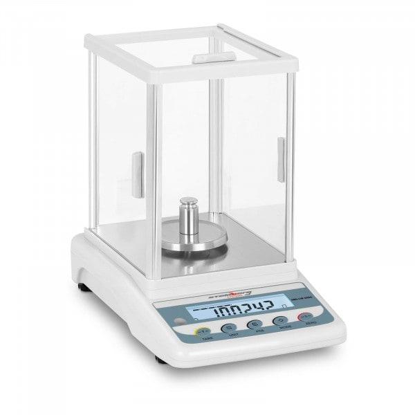 Balanza de precisión - 200 g / 0,001 g