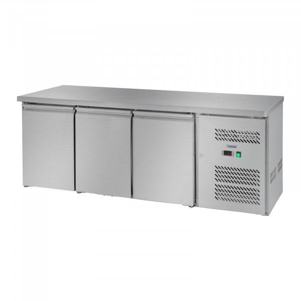 Mesa refrigerada - 339 L - 3 puertas