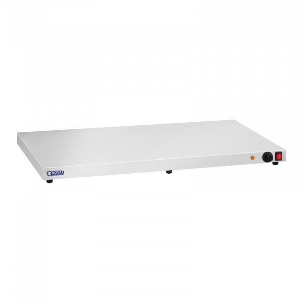 Segunda Mano Bandeja calienta platos - 600 W - acero inoxidable - 100 cm