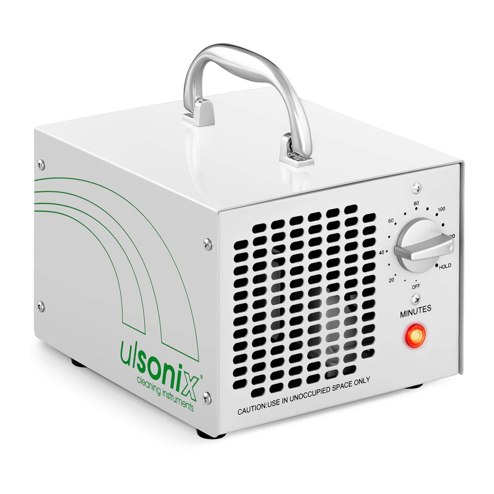 Generadores de ozono | Máquinas de ozono
