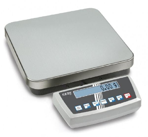 KERN Báscula de plataforma - 100 kg / 0,5 g