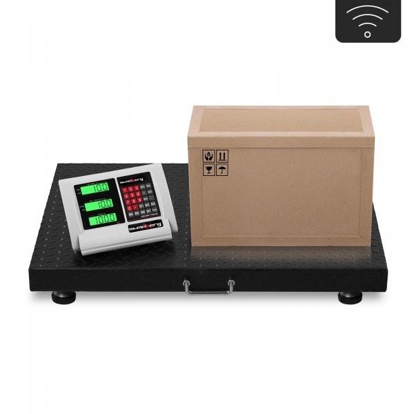 Báscula de suelo - 1.000 kg / 200 g-wireless