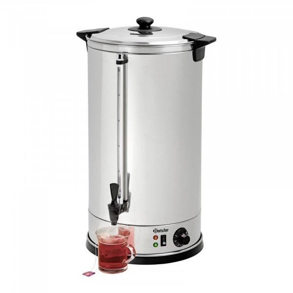 Dispensador de agua caliente Bartscher de 28L