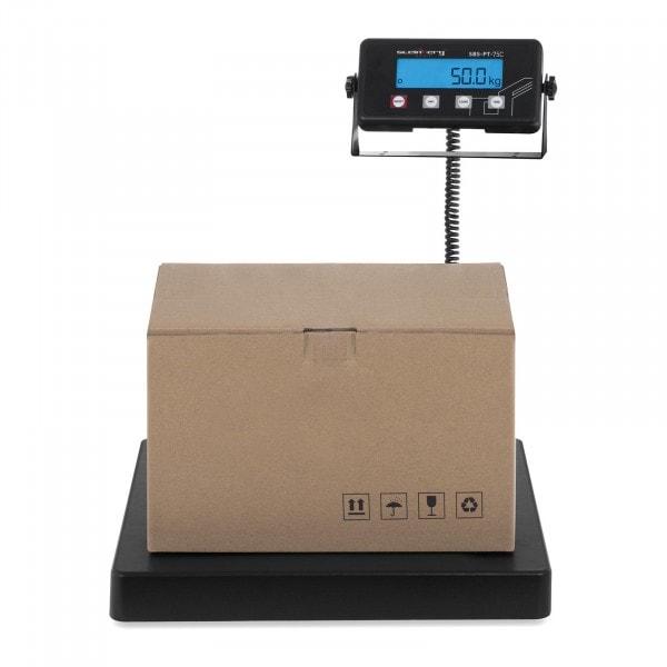 Báscula para paquetería - 75 kg / 10 g
