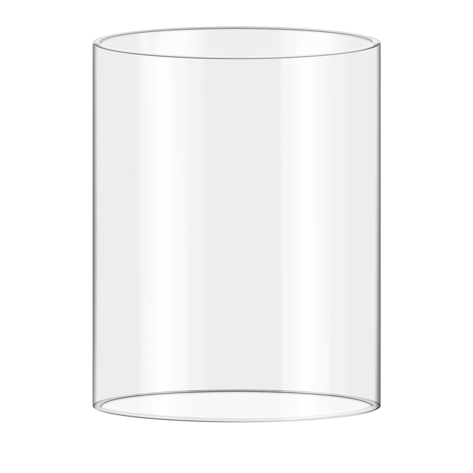Cilindros de cristal