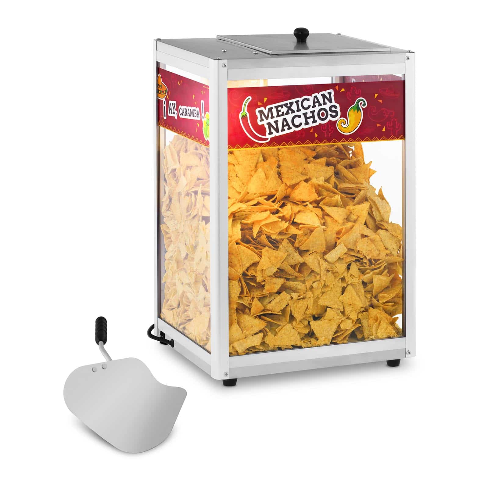 Calentadores de nachos