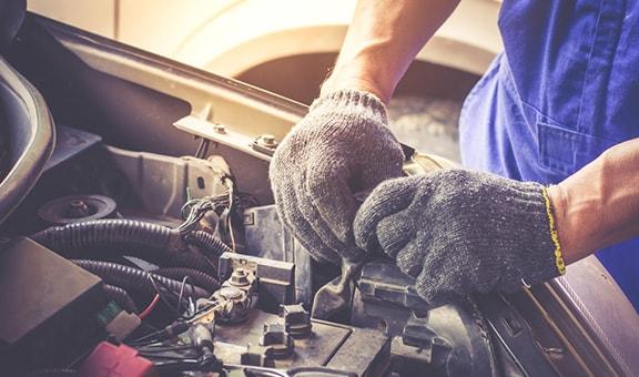 Equipamiento para talleres mecánicos