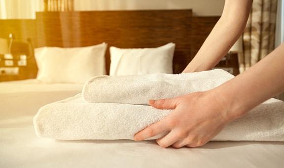 Equipamiento para hoteles